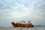 судно на озере Урмия, Иран