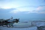 судно на озере Урмия