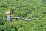 тропа над верхушками деревьев, Национальный парк Хайних