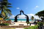 пляж Канкун