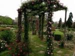 парк-розарий Сервантеса в Барселоне