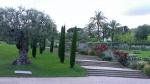 парк-розарий Сервантеса, Барселона
