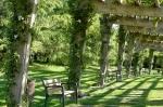 Parque Cervantes in Barselona