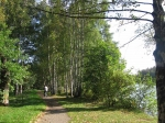 парк Дубки, Сестрорецк, Санкт-Петербург