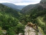 каньон Узунджа в Крыму