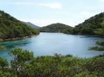 Большое озеро, Национальный парк Млет