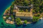 бенедиктинский монастырь на острове Святой Марии