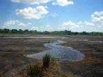 Pitch Lake in Trinidad & Tobago