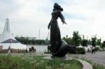 скульптура Ростовчанка
