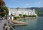 Grand Hotel, Zell am See, Austria