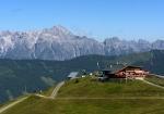курорт Цель-ам-Зее в Австрии