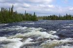порог Канозерский, река Умба