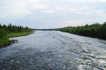 река Умба, Кольский полуостров