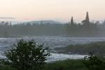 порог Разбойник, река Умба