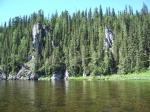 река Подчерем, Республика Коми