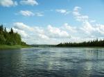 река Подчерем, Коми