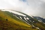 гора Гемба в Закарпатской области Украины