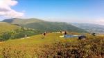 парапланеризм, гора Гемба, Западная Украина