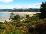 Национальный парк Абель Тасман осенью