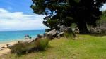 Национальный парк Абель Тасман в Новой Зеландии
