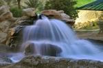 источник в парке Грин Мубаззарах, Аль-Айн, ОАЭ