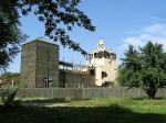 развалины шоу-парка Золотые ворота в урочище Наталка
