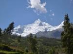 Huascaran National Park, Cordillera Blanca, Peru