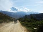Huascaran mount