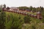 эко-отель Новый ковчег, Селигер
