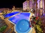 бассейн отеля Бонжур