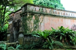 Gothic gate, Fort Canning Green