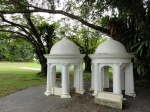 Cupolas, Fort Canning Green