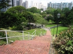 Fort Canning Park in Singapore