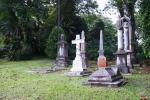 Gravestones, Fort Canning, Singapore