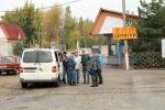 КПП Дитятки, Чернобыль