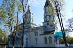 Свято-Ильинская церковь, Чернобыль