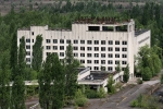 готель Полесье, Припять