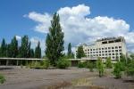 гостиница Полесье, Припять