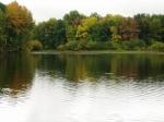 озеро Инерка, Республика Мордовия, Россия