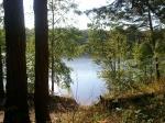 озеро Инерка в Мордовии