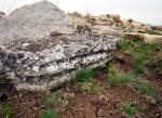 геологический памятник Мергелева гряда