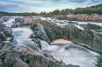 Great Falls National Park, Virginia State, USA