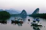 Khao Khanab Nam in Thailand
