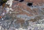 петроглифы долины Елангаш
