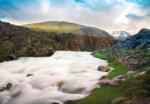 долина реки Елангаш