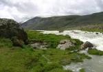 река Елангаш на Алтае