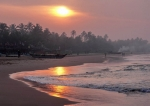 Hikkaduwa Beach, Sri-Lanka