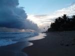 пляж в Хиккадуве, Шри-Ланка