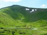 гора Близницы, Украинские Карпаты