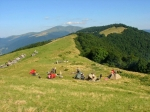гора Близница, Украинские Карпаты